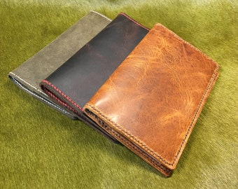 Distressed Field Notes Cover