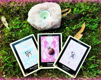 RELATIONSHIP Intuitive The Liquid CRYSTALS ORACLE Reading by Nymph-ish faerie magick guidance