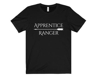 Apprentice Ranger Shirt - Ranger's Apprentice - Unisex Short Sleeve Tee - Arrow