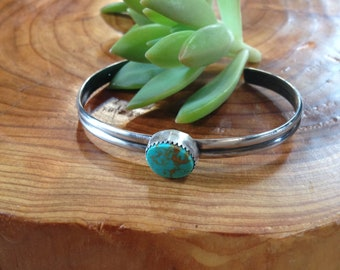Turquoise Mountain Double Band Cuff