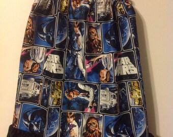 Star Wars dress and headband Star Wars