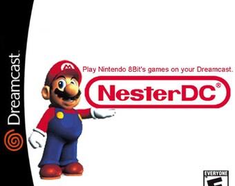 Nester DC SE Custom Sega Dreamcast Video Game