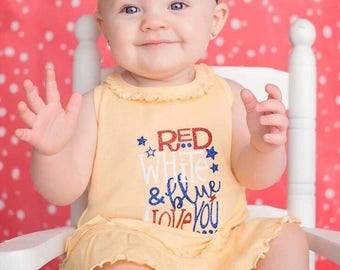 4th of july baby girl, girls summer dresses, 4th of july outfit, Fourth of July baby girl, first Fourth of July, 4th of july dress, 4th of j