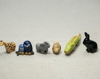 Little Animals - CUSTOM pet, lion, owl, bunny,