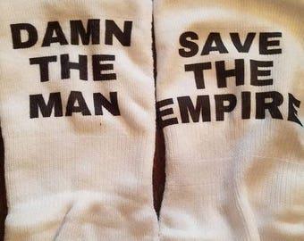 Empire Records Socks