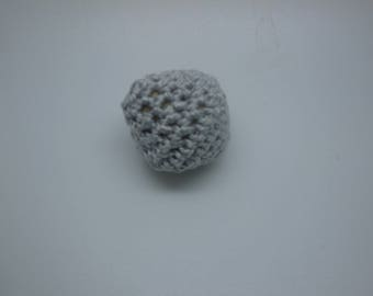 1 Pearl crocheted No. 48 colors