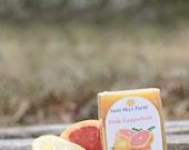Citrus Soap - Pink Grapef...