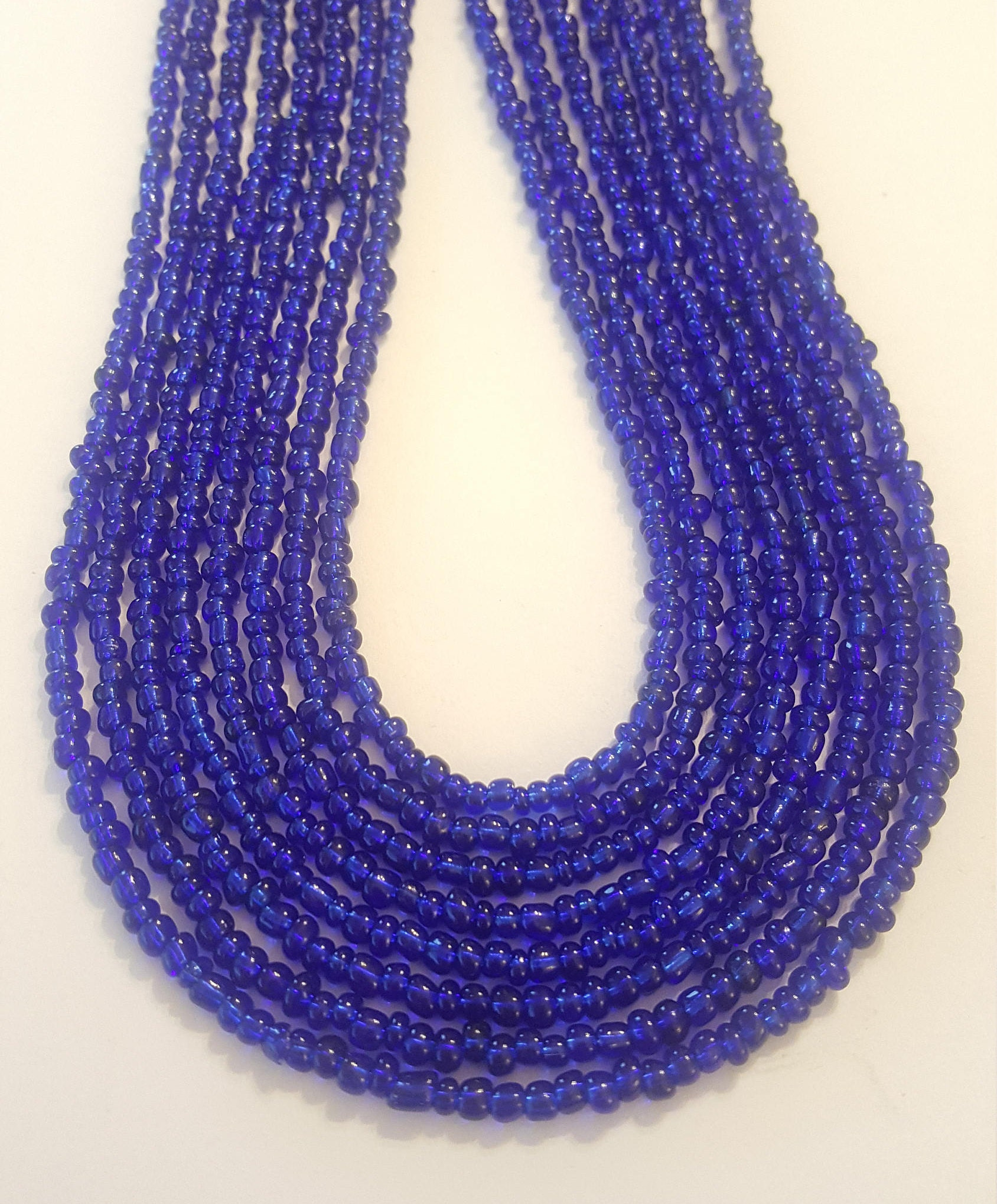 bead product jane and by of beads necklace artist made blue ceramic coral