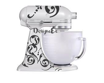 Swirl Kitchen Aid Mixer Wrap - Supreme