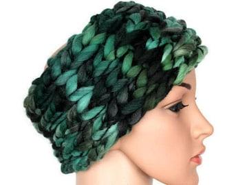 Knit Head Band Knit Ear Warmer Winter Knit Headband Warm Gift for Women Headbands for Women Knitted Gift Womens Gift Winter