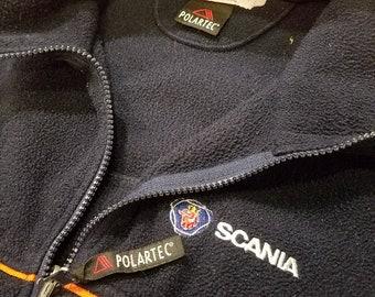 Polartec Scania quarter zip sweatshirt