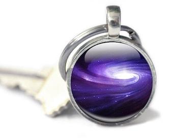 Milky Way Gifts - Space Keychain - Milky Way Keychain Gifts