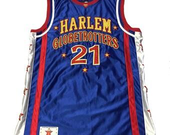 """Harlem Globetrotters """"Special K"""" Jersey"""