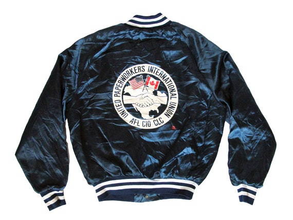 United Paperworkers International Union Jacket