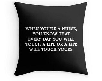 Nurse Quote, Nurse Print, Nursing Print, Nursing Quote, Gifts for Nurses, Inspirational Print, Nursing Student, Quote Print