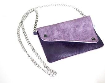 Different Angled - Purple