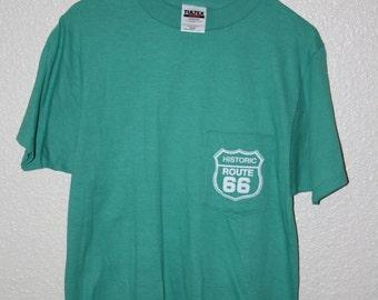 1990's Route 66 T Shirt