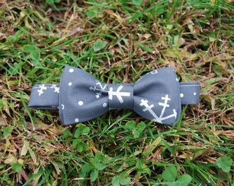 Christmas Snowflake Bow tie