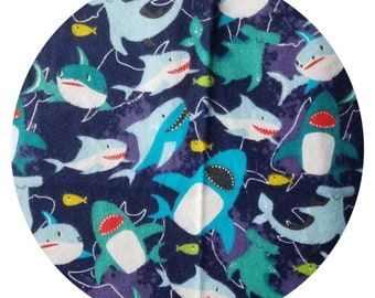 Custom Cotton Flannel Topped Cloth Pad With Wings, Front or Back Bleeder, or Wingless