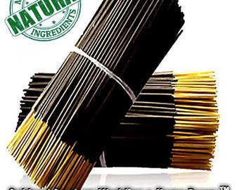 NAG CHAMPA Incense - Popular Indian Fragrance with Wooden notes, Amber, Musk - Natural Premium Incense By Oakland Gardens