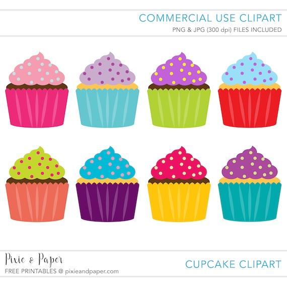 commercial use clipart commercial use clip art cupcake rh etsy com commercial use clipart graphics commercial use clipart images