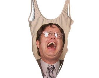 Dwight S One Piece Swimsuit