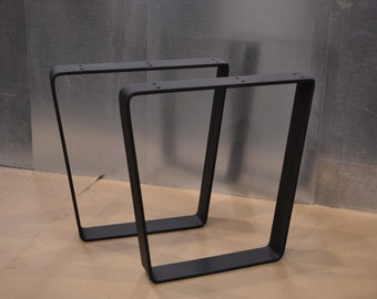 I beam Steel Table Legs A shape