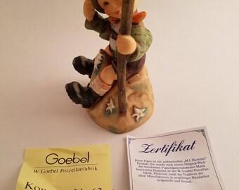 M.I. Hummel Figurine: Mountaineer TMK6 #315 - Goebel