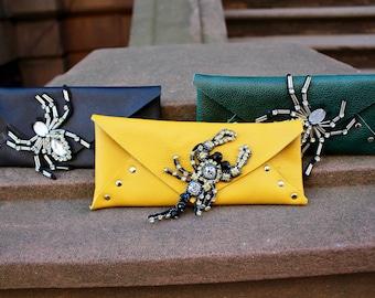 Embellished envelope cases