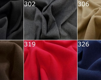 Softig Care light coat fabric like-wool fabric ' fabrics-City '
