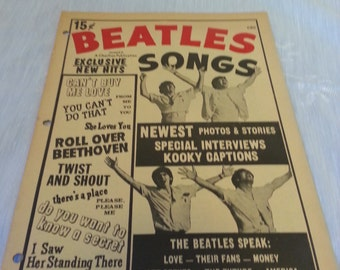 Beatles Songs-Looseleaf collection