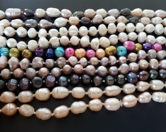 the type 8-10 mm keishi Freshwater Pearl