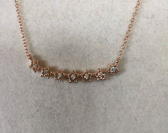 14 Kt Rose Gold Filled Necklace