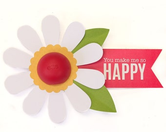 EOS Lip Balm: You Make Me so Happy Flower