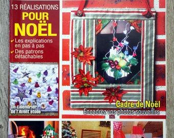 Patchwork design magazine - Christmas