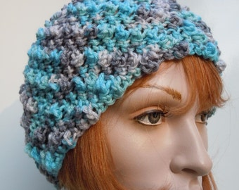 Women's Skull Cap - Flapper Hat - Women's Cloche Hat - SHOW