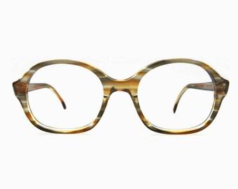 Metzler Ladies Glasses Frame / 80's eyewear fahion