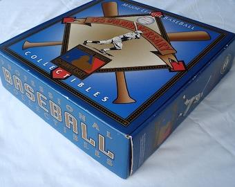 Baseball Collectible - 125th Anniversary Professional Baseball Boxed Memorabilia - Gift for Men