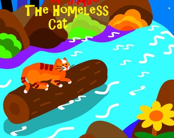 The Homeless Cat, The Adventures of Jimbo Series,  Book 1
