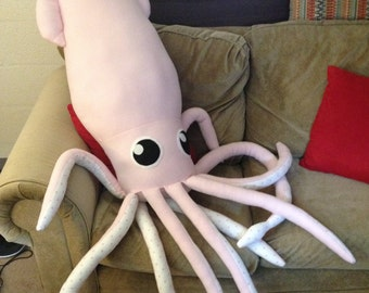 Giant Squid Doll