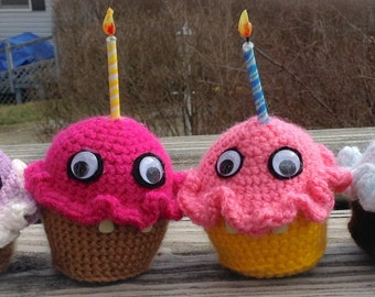Carl Cupcake chica Five Nights At Freddys