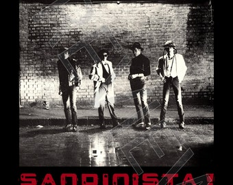 Tshirt - The Clash: Sandinista! (1980)