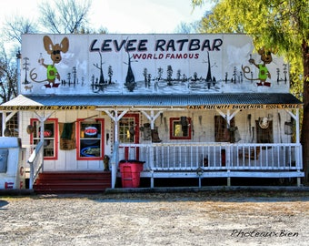 Sunday Morning at the Levee Ratbar