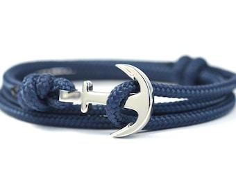 Anchor NAVY bracelet