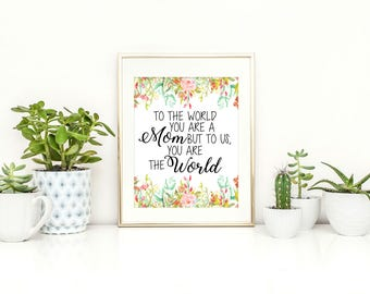 Mothers Day Gift for Grandma, Mothers Day Gift, Gift for Step Mom