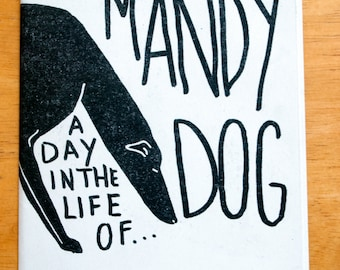 Mandy Dog Zine