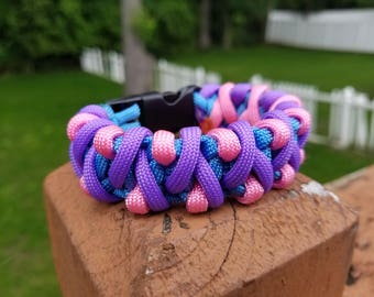 Reversible Limited Edition Breast Cancer Awareness Bracelet