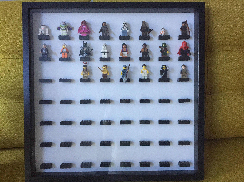figurine lego vitrine lego minifig lego star wars lego. Black Bedroom Furniture Sets. Home Design Ideas