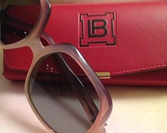 REDUCED AGAIN!!  Laura Biagiotti Italian Sunglasses w/case, 131120