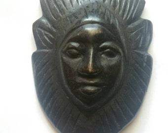 Art and Decor - African Wall Mask A1055